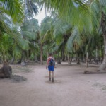 Two Scots at Tayrona National Park