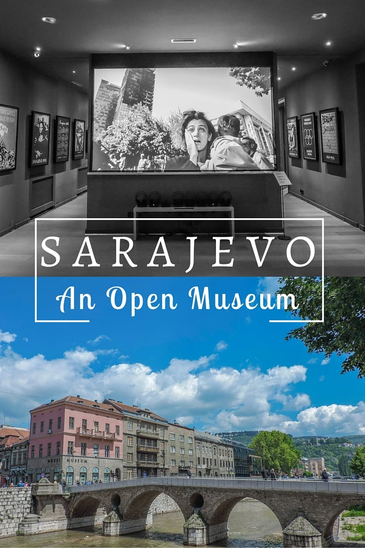 Sarajevo, Bosnia. Where to Stay and What to Do
