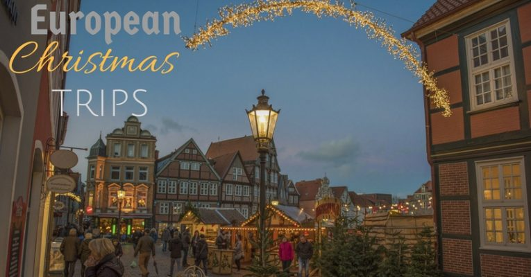15 Christmas Europe Breaks For Every Budget